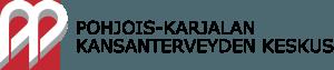 Pohjois-Karjalan kansanterveyden keskuksen logo